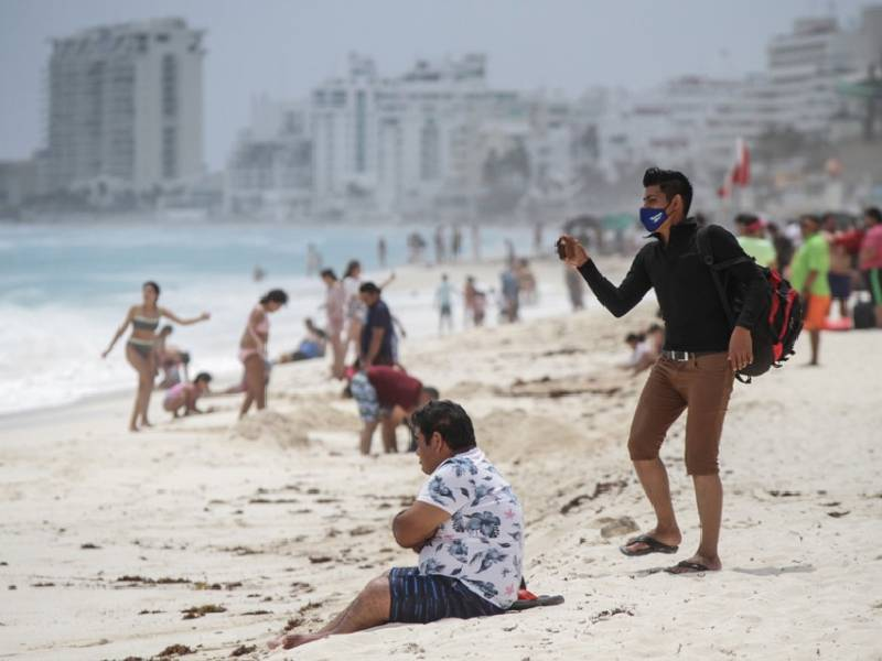 Cancún se mantiene en segundo lugar en ocupación hotelera del país