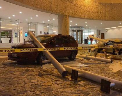 Temblor de 7.1 cimbra al país