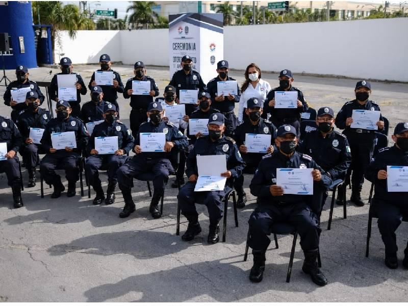 Gobierno municipal fortalece cuerpos de seguridad y emergencia
