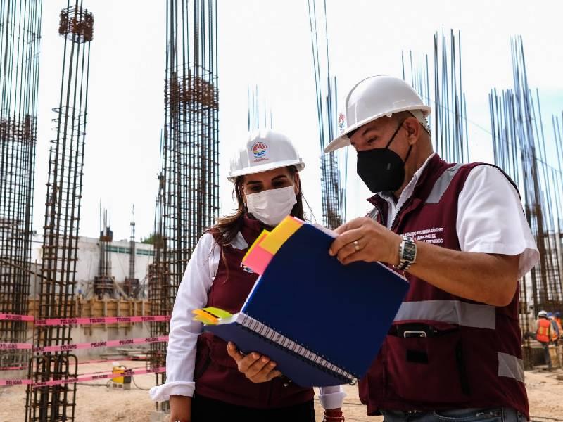 """Renovación de teatro de la ciudad, permite avanzar en """"Distrito Cancún"""""""