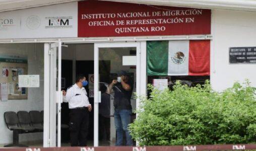 La mayoría de migrantes centroamericanos deportados son de Quintana Roo