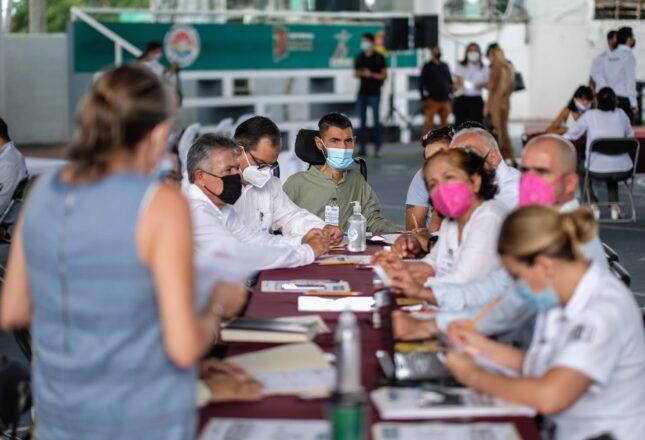 Arrancan en Benito Juárez foros de consulta ciudadana